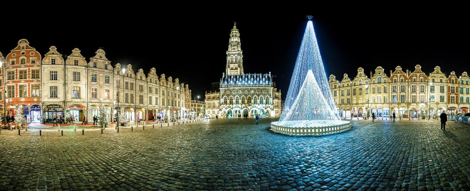 Place principale d'Arras